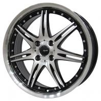 Advanti CONCEPT-AG AG17S 17x6.5 53 100x4 BP