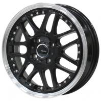 Advanti CONCEPT-AG AG07M 15x4.5 43 100x4 BLACK