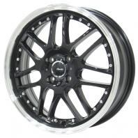 Advanti CONCEPT-AG AG07M 16x5.5 45 100x4 BLACK