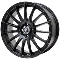 HRS H-290 17x7.0 40 100x4 MATT BLACK