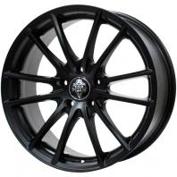 HRS H-498 18x8.0 45 114.3x5 MATT BLACK