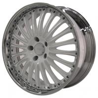 Eques EQ161D 20x9.5 30 120x5 WHITE POLISH