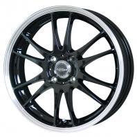 CROSS SPEED PREMIUM-6Light 16x5.0 45 100x4 BK/リムP