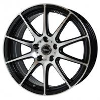 CROSS SPEED PREMIUM-R 15x6.0 43 114.3x5 BK/P
