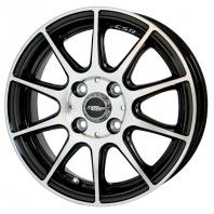 CROSS SPEED PREMIUM-R 16x5.0 45 100x4 BK/P