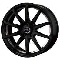 Euro Speed MX-01 17x7.0 48 100x5 BK/ICUT&C