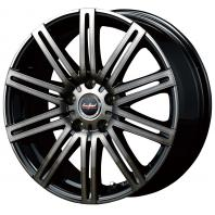 Euro Speed MX-02 17x7.0 48 114.3x5 BKP/BKC