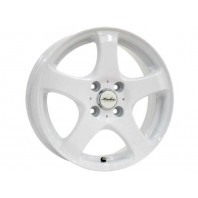 KIRCHEIS S5 15x5.5 43 100x4 WHITE + MOMO NORTH POLE W-1 175/55R15 77H スタッドレス【セール品】