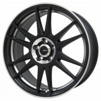 Advanti VIGOROSO N948 18x7.5 40 114.3x5 MB + MOMO SUV POLE W-4 255/55R18 109V XL スタッドレス セール品
