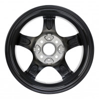 KIRCHEIS S5 13x4.0 35 100x4 METALLIC GRAY + HIFLY Win-turi 212 155/65R13 73T スタッドレス【セール品】