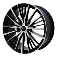 Verthandi YH-S25 19x8.0 48 114.3x5 BK/POLISH + RADAR Dimax AS-8 235/40R19.Z 96W XL