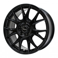 Verthandi YH-M7 18x8.0 40 114.3x5 BLACK + NANKANG AS-1 245/50R18 104T XL
