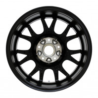 Verthandi YH-M7 16x6.5 50 114.3x5 BK/POLISH + MOMO NORTH POLE W-2 205/60R16 96H XL スタッドレス セール品