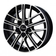 Verthandi YH-S15 16x6.5 45 100x4 BK/POLISH + MOMO NORTH POLE W-2 205/45R16 87V XL スタッドレス セール品