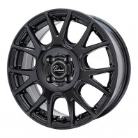 Verthandi YH-M7V 15x5.5 43 100x4 BLACK + MOMO NORTH POLE W-1 175/60R15 81H スタッドレス【セール品】