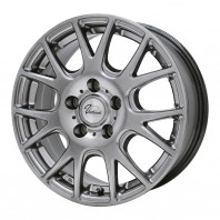Verthandi YH-M7V 15x6.0 50 114.3x5 METALLIC GRAY + MOMO NORTH POLE W-2 205/65R15 94H スタッドレス【セール品】