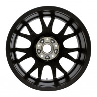 Verthandi YH-M7V 15x6.0 50 114.3x5 BLACK + MOMO NORTH POLE W-2 205/65R15 94H スタッドレス