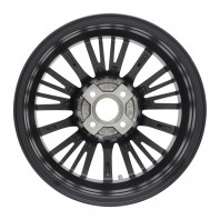 Verthandi YH-S25V 15x5.5 43 100x4 METALLIC GRAY + MOMO NORTH POLE W-1 185/60R15 84H スタッドレス【セール品】