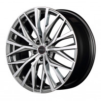 VERTEC ONE ALBATROSS 18x8.0 42 114.3x5 HS1 + DAVANTI WINTOURA+ 245/40R18 97V XL スタッドレス