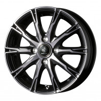 DILUCE DX10 15x5.5 42 100x4 BC/P + MOMO NORTH POLE W-2 195/55R15 85H スタッドレス【セール品】