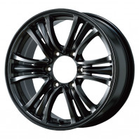 BAZALT-X TYPE2 18x7.5 40 139.7x6 GMG + RADAR RPX800+(PLUS) 265/60R18 114V XL