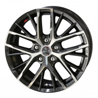 SMACK REVILA 15x6.0 45 114.3x5 BP + MOMO NORTH POLE W-2 215/65R15 96H スタッドレス【セール品】