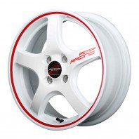 RMP RACING R50 16x6.0 43 100x4 WHR + MOMO NORTH POLE W-2 185/55R16 87V XL スタッドレス