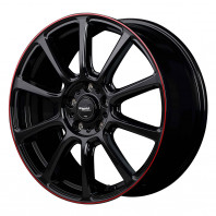 Rapid performance ZX10 15x6.0 45 100x5 BKR + HIFLY Win-turi 212 195/55R15 85H スタッドレス【セール品】