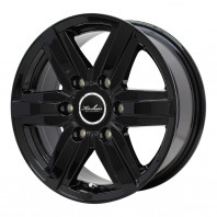 KIRCHEIS VN-02 15x6.0 35 139.7x6 BLACK 200系専用