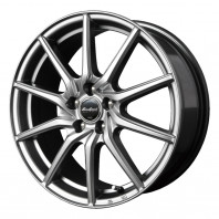 Euro SPEED G810 18x7.0 55 114.3x5 MG + ZEETEX WH1000 225/40R18 92V XL スタッドレス【セール品】