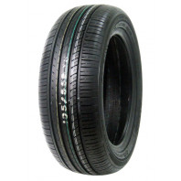 KIRCHEIS S5 15x5.5 43 100x4 METALLIC GRAY + ZEETEX ZT1000 165/55R15 75V
